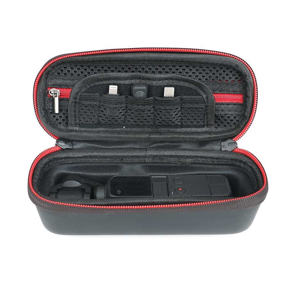 fpv-system RCSTQ Multifunctional Storage Bag Handbag Black for DJI OSMO Pocket 2 FPV Gimbal Camera HOB1805258 1