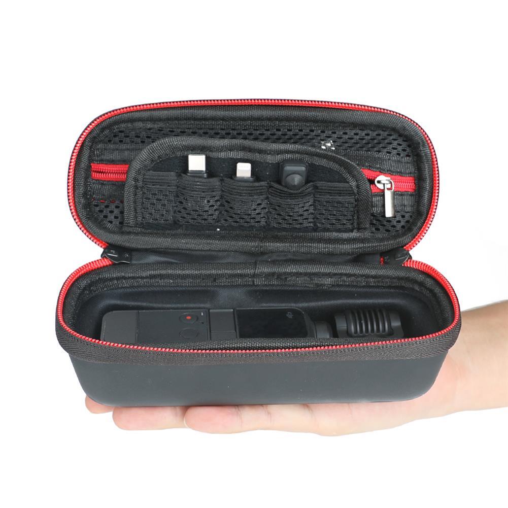 fpv-system RCSTQ Multifunctional Storage Bag Handbag Black for DJI OSMO Pocket 2 FPV Gimbal Camera HOB1805258 2
