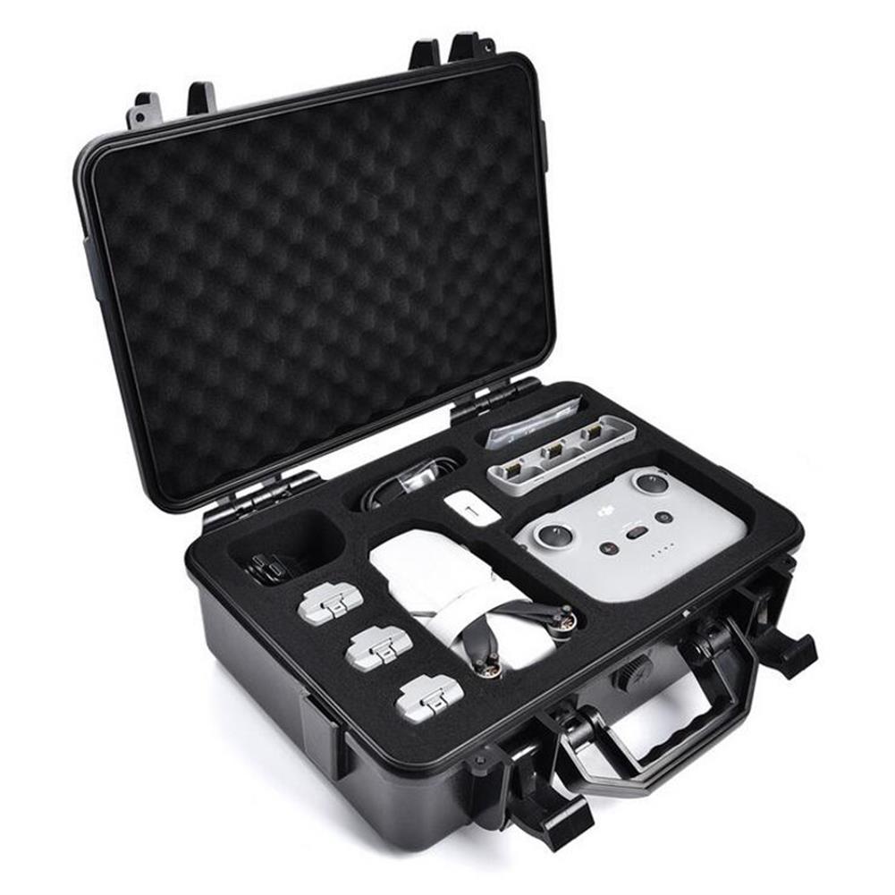 rc-quadcopter-parts STARTRC Portable Waterproof Explosion Proof Suitcase Storage Bag Handbag Carrying Box Case for DJI Mavic Mini 2 RC Drone HOB1805281 1
