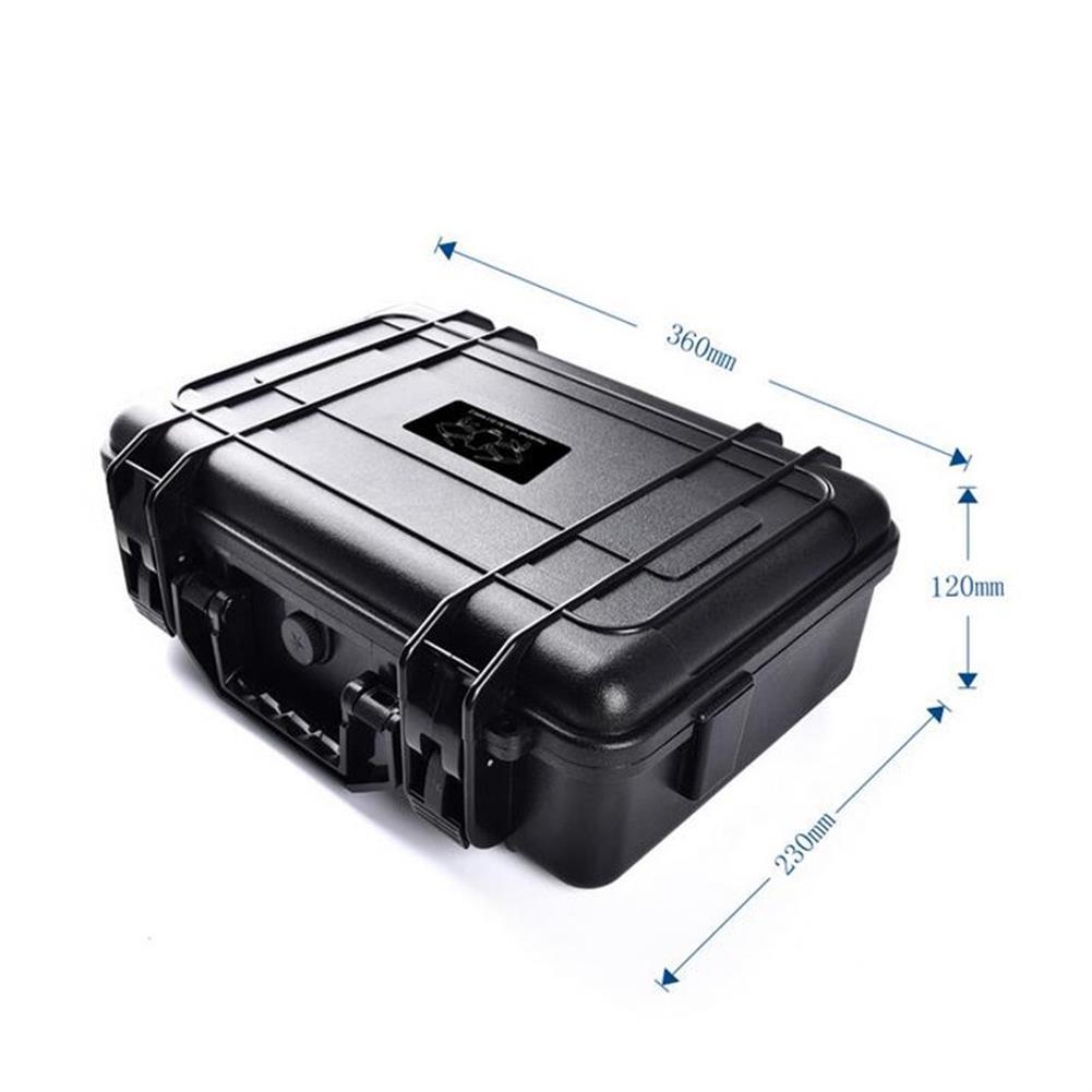 rc-quadcopter-parts STARTRC Portable Waterproof Explosion Proof Suitcase Storage Bag Handbag Carrying Box Case for DJI Mavic Mini 2 RC Drone HOB1805281 3
