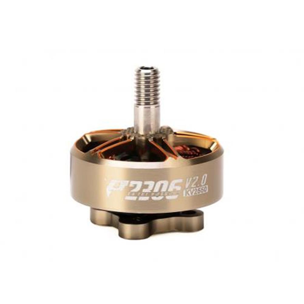 multi-rotor-parts T-Motor PACER V2 P2306 2306 1950KV 5-6S / 2550KV 4-5S Brushless Motor for Freestyle RC Drone FPV Racing HOB1805463 1