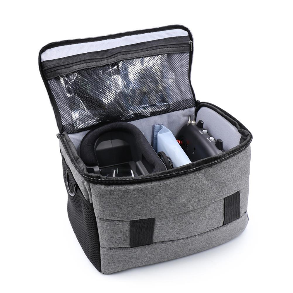 tools-bags-storage Geprc FlyBag Portable Fashion Shoulder Bag for Remote Controller Radio Transmitter FPV Goggles RC Drone FPV Racing HOB1806078 1