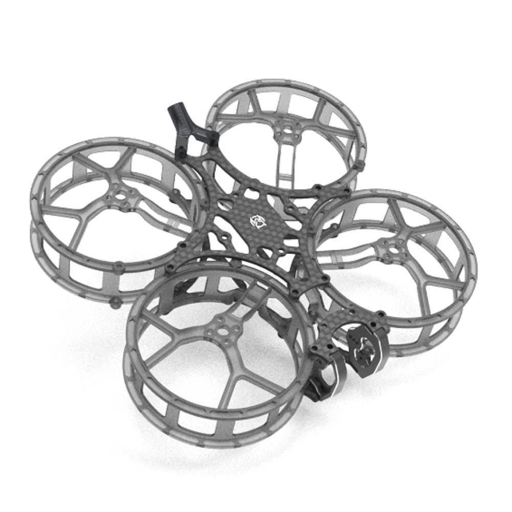 multi-rotor-parts HOMFPV Micro 95mm 2 inch Carbon Fiber Whoop Frame Kit HOB1806141