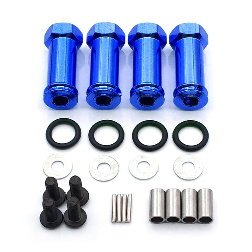 rc-car-parts 12MM Hexagon Extender Connector for 1/12 Wltoys 12427 12428 Feiyue FY03 FY03H Eachine EAT04 RC Car Parts HOB1806319 1
