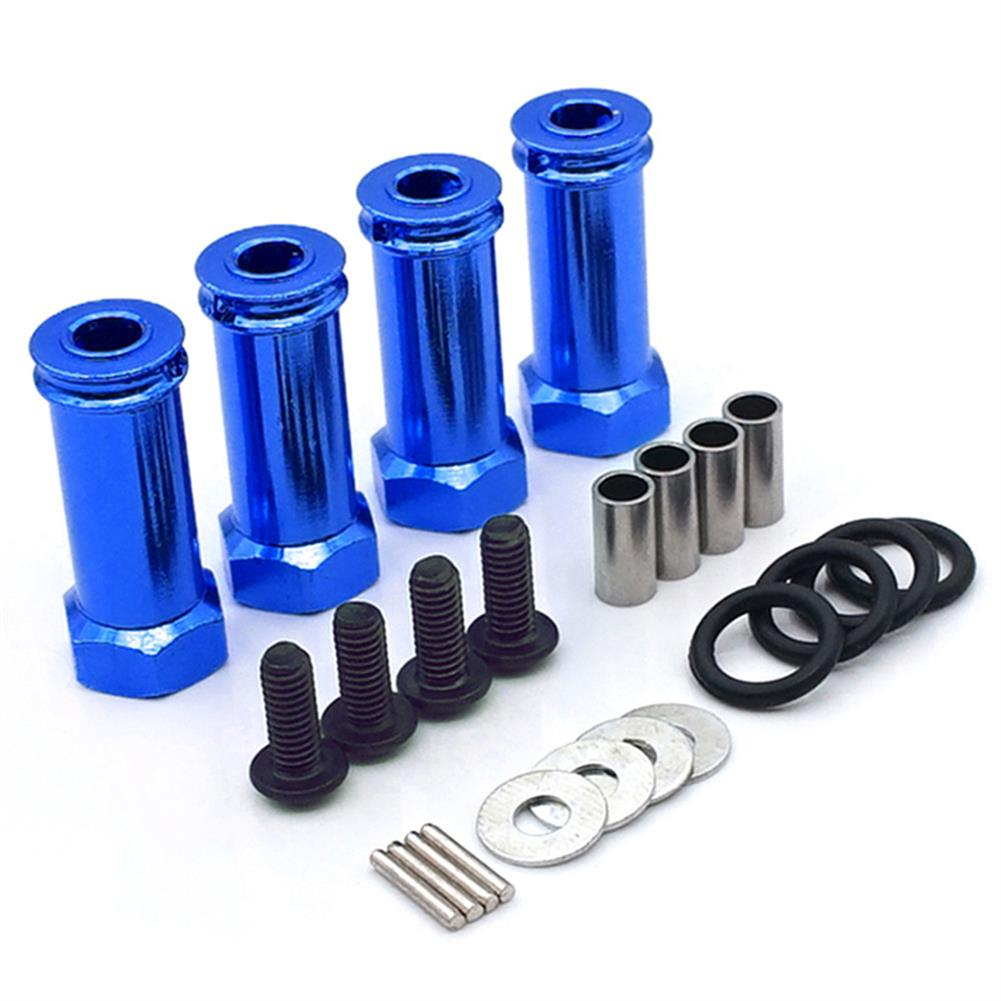 rc-car-parts 12MM Hexagon Extender Connector for 1/12 Wltoys 12427 12428 Feiyue FY03 FY03H Eachine EAT04 RC Car Parts HOB1806319 3