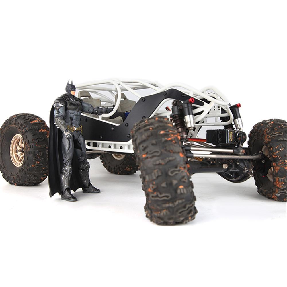 rc-car D1RC Titanium Alloy Tube RC Car Frame for AXIAL Ghost 90018 90020 90031 90045 90048 90053 Vehicle Parts HOB1806506 1