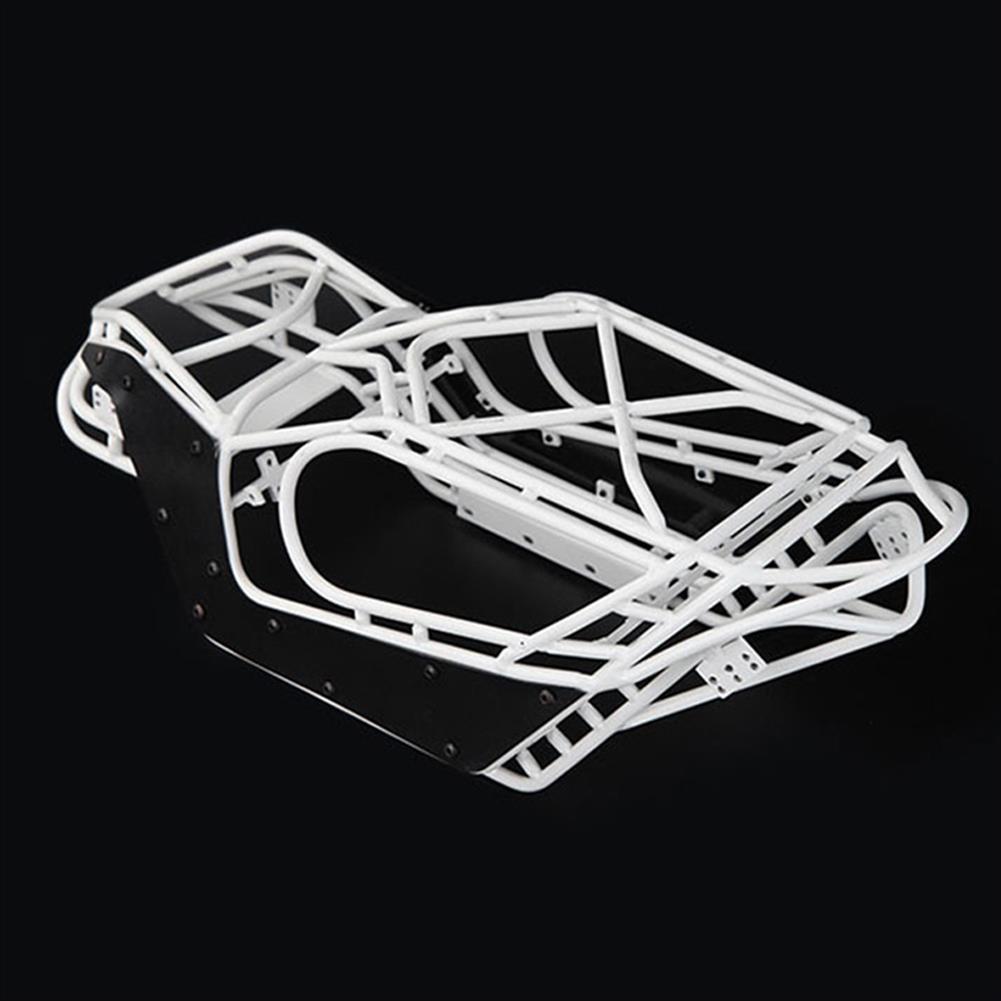 rc-car D1RC Titanium Alloy Tube RC Car Frame for AXIAL Ghost 90018 90020 90031 90045 90048 90053 Vehicle Parts HOB1806506 3