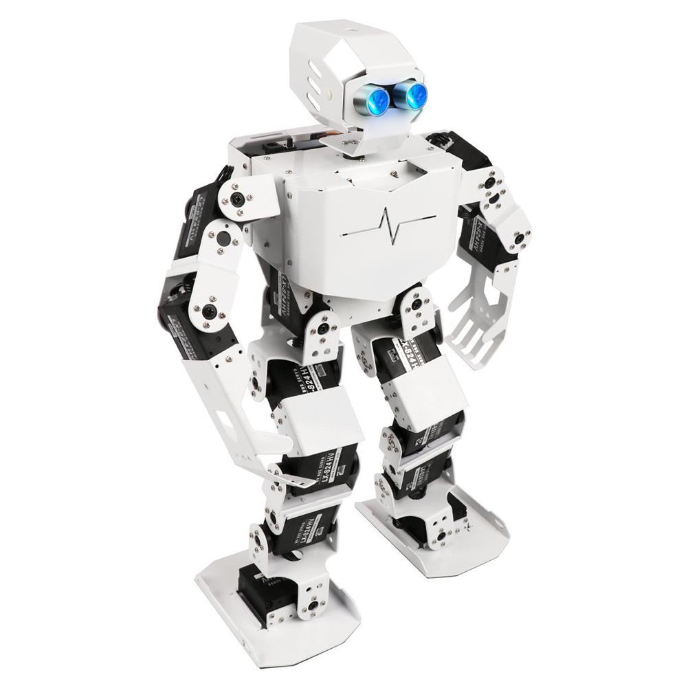 smart-robot Hiwonder Tonybot Programming Humanoid Robot with 16 High Voltage Bus Servos 10 Action Groups HOB1806551 1