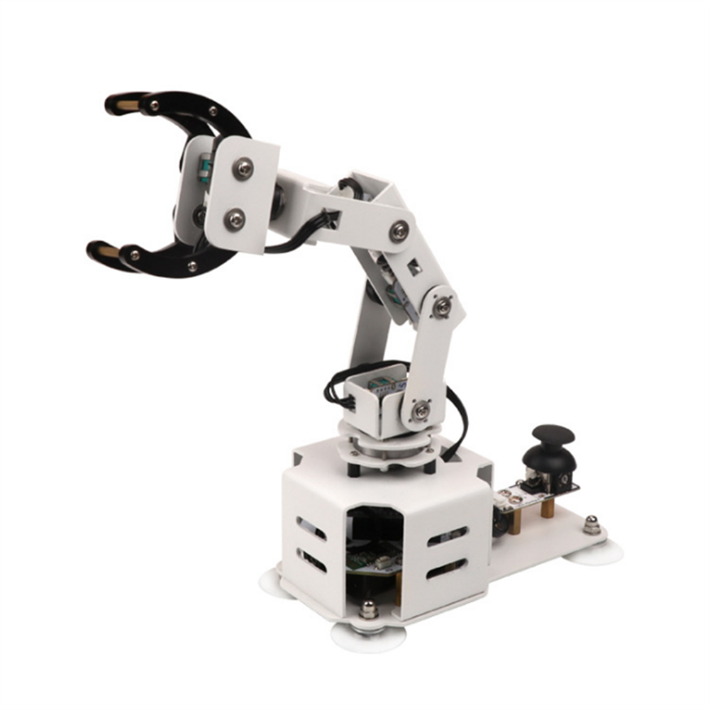 robot-arm-tank Hiwonder Robotic Arm Synchronous Teach Pendant Compatible with Tankbot LeArm xArm1S XArm ESP32 HOB1806598