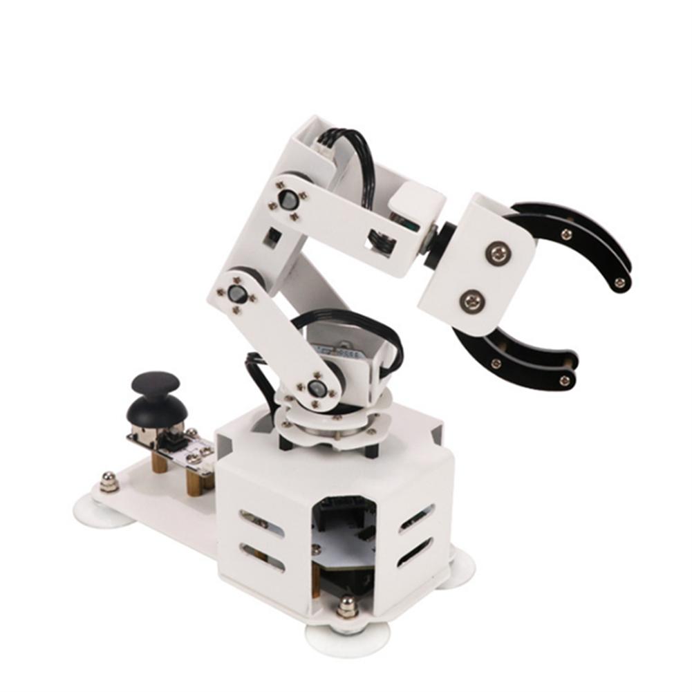 robot-arm-tank Hiwonder Robotic Arm Synchronous Teach Pendant Compatible with Tankbot LeArm xArm1S XArm ESP32 HOB1806598 1