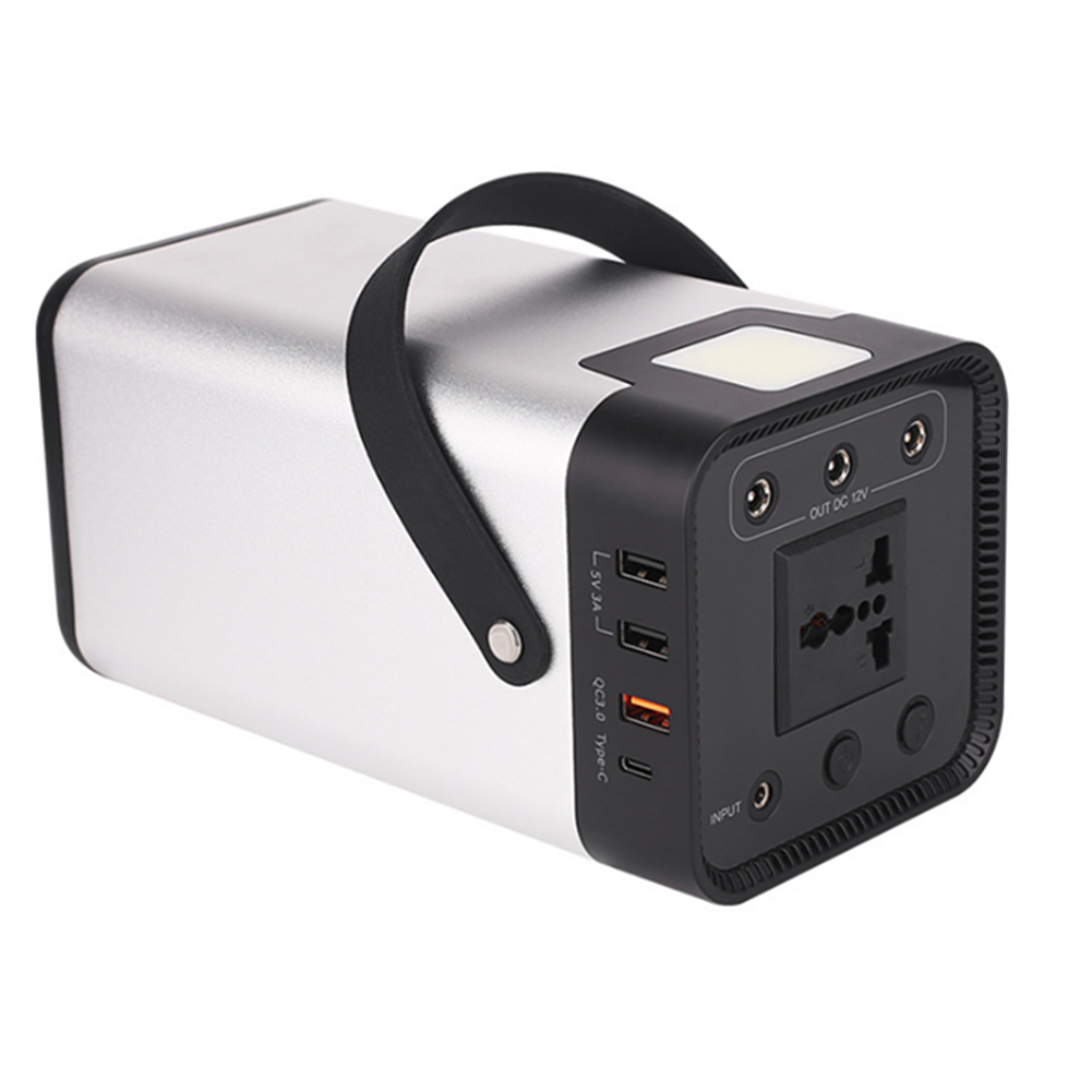 rc-quadcopter-parts Portable Power Supply Station 200W 54600mAh Energy Storage for RC Drones Outdoors Camping Travel Emergency HOB1807034