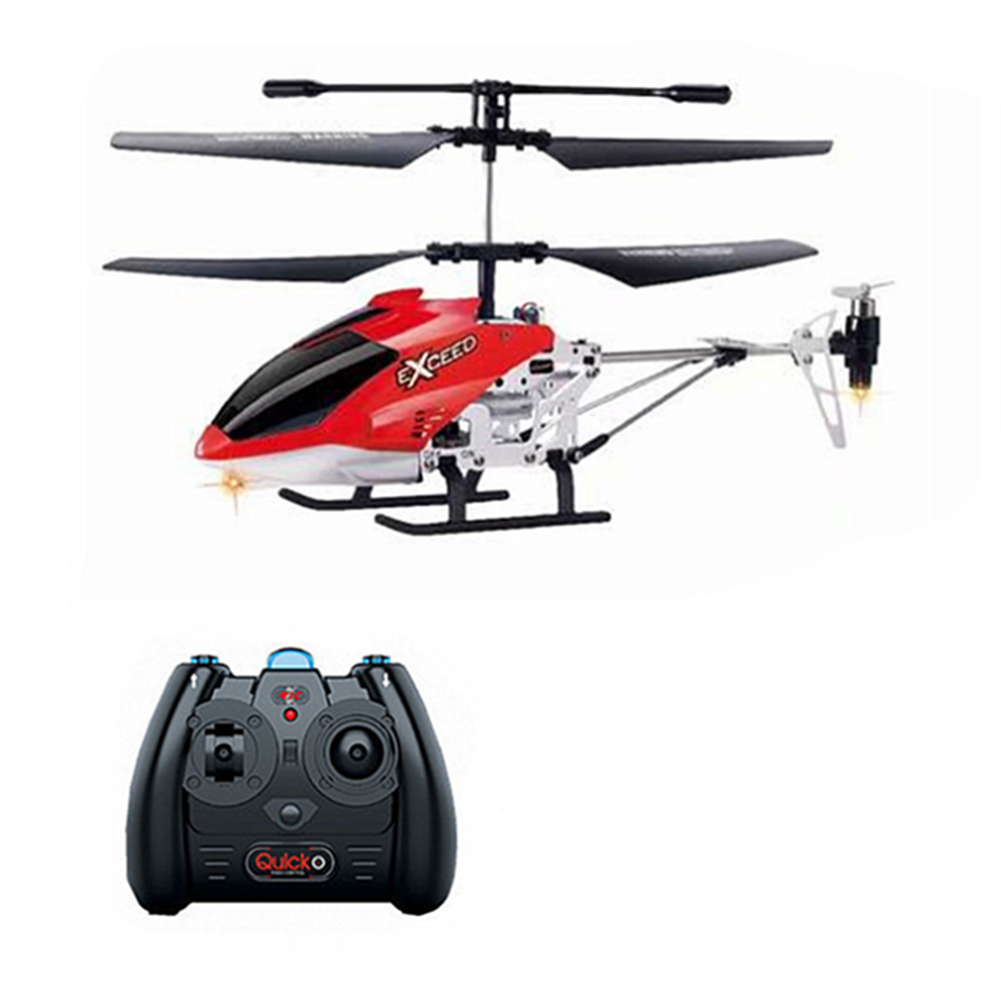 rc-helicopter 777-571 2.4G 3CH Altitude Hold RC Helicopter RTF Alloy Electric RC Model Toys HOB1807513