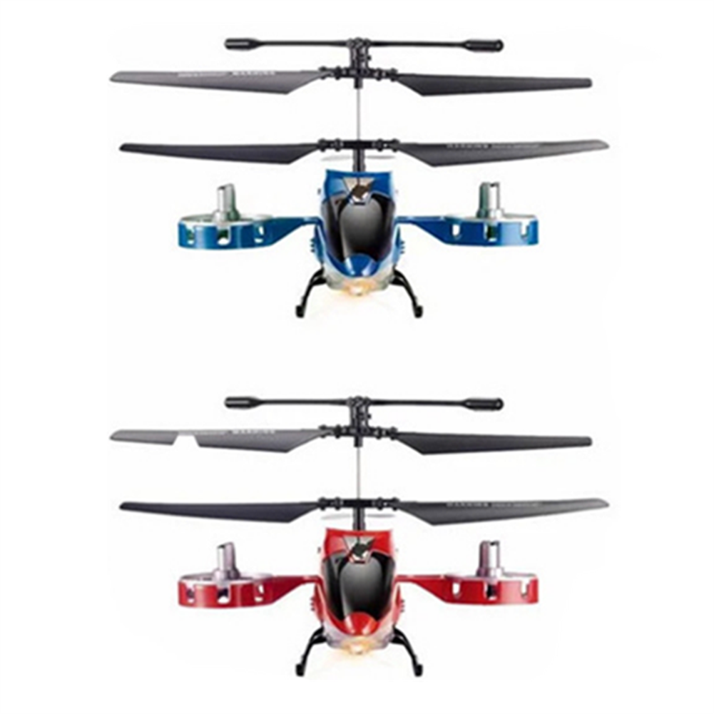 rc-helicopter 777-573 2.4G 4CH Altitude Hold RC Helicopter RTF Alloy Electric RC Model Toys HOB1807542
