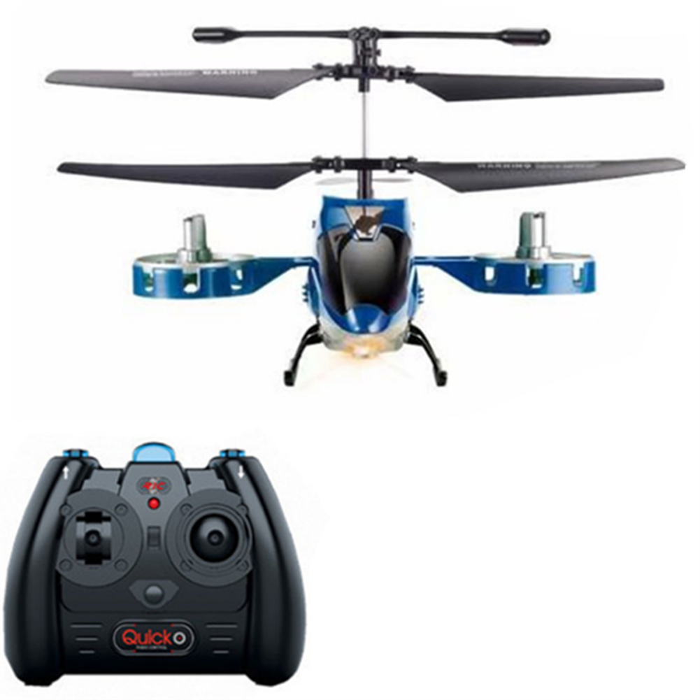 rc-helicopter 777-573 2.4G 4CH Altitude Hold RC Helicopter RTF Alloy Electric RC Model Toys HOB1807542 1