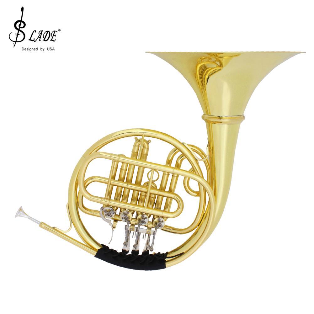 mellophone SLADE Standard key of F/Bb intermediate Double French Horn HOB1808403