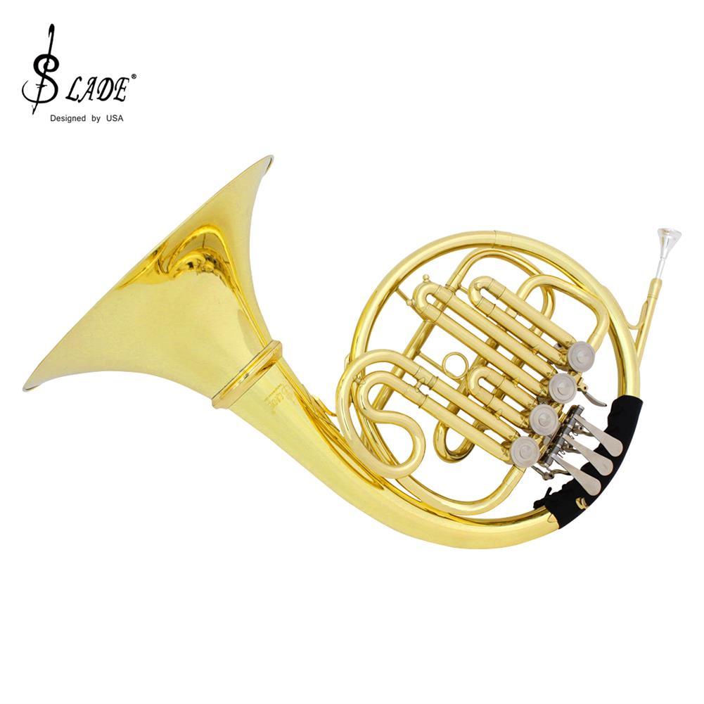 mellophone SLADE Standard key of F/Bb intermediate Double French Horn HOB1808403 1