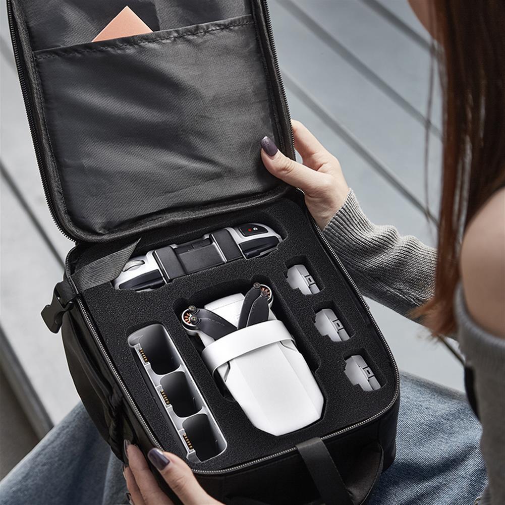 rc-quadcopter-parts STARTRC Portable Waterproof Storage Shoulder Bag Handbag Carrying Case Box for DJI Mavic Mini 2 RC Drone HOB1808498 2