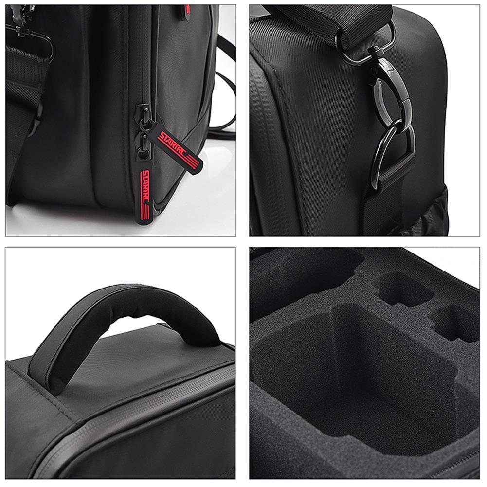 rc-quadcopter-parts STARTRC Portable Waterproof Storage Shoulder Bag Handbag Carrying Case Box for DJI Mavic Mini 2 RC Drone HOB1808498 3