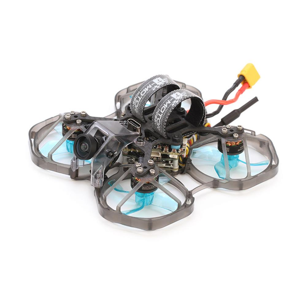 fpv-racing-drone T-MOTOR TRON 80 80mm 3 inch F4 HD AIO 13A ESC 3S Whoop FPV Racing Drone w/ F1103 8000KV Motor Caddx Nebula Nano Digital HD System HOB1808708