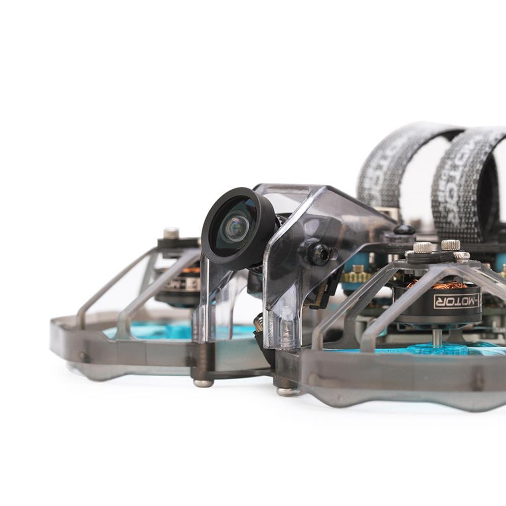 fpv-racing-drone T-MOTOR TRON 80 80mm 3 inch F4 HD AIO 13A ESC 3S Whoop FPV Racing Drone w/ F1103 8000KV Motor Caddx Nebula Nano Digital HD System HOB1808708 3