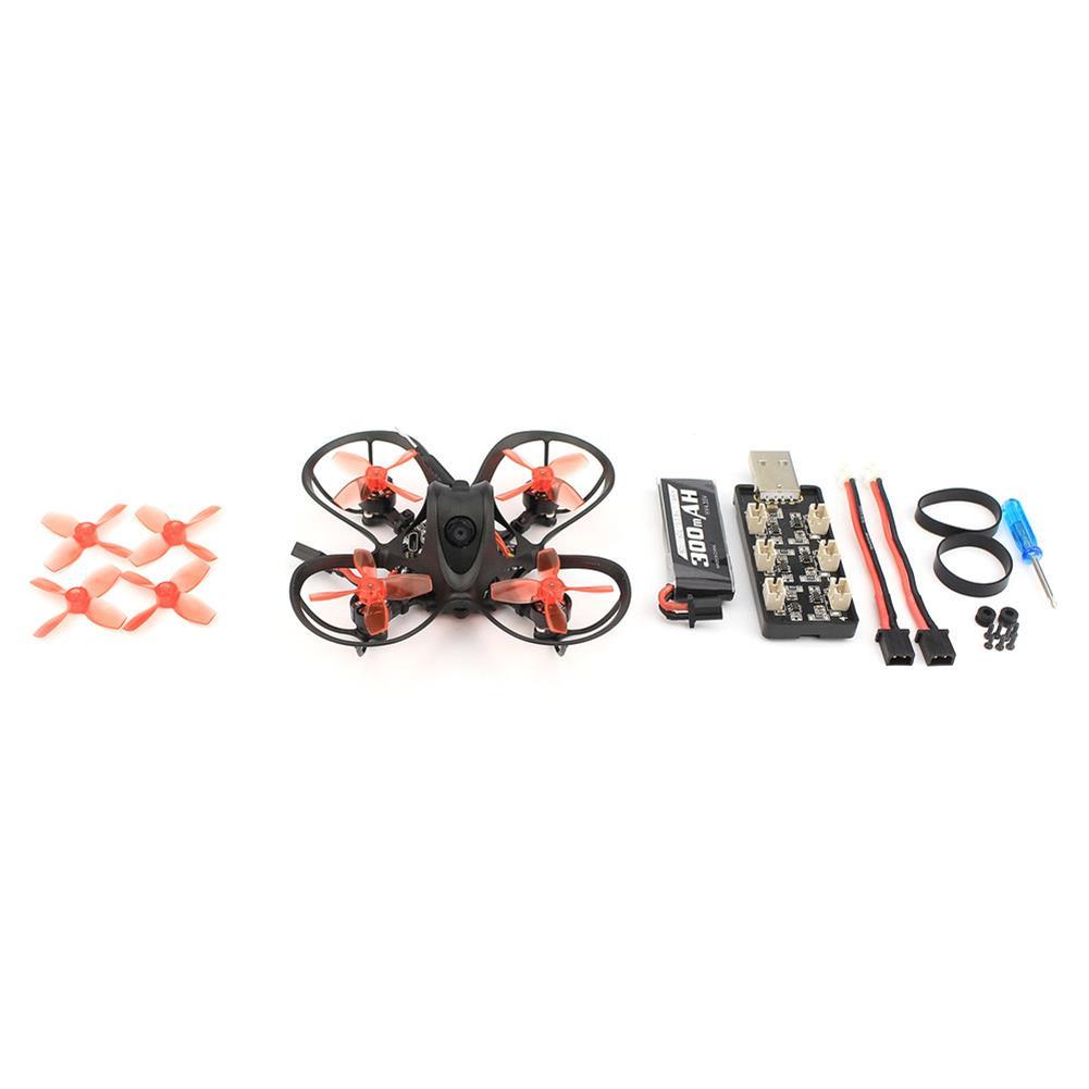 fpv-racing-drone 20g Emax Nanohawk 65mm 1S F4 AIO 5A ESC VTX Freestyle Tiny Whoop FPV Racing Drone PNP w/ 0802 19000KV Motor Runcam Nano 3 800TVL FPV Camera HOB1810420 3