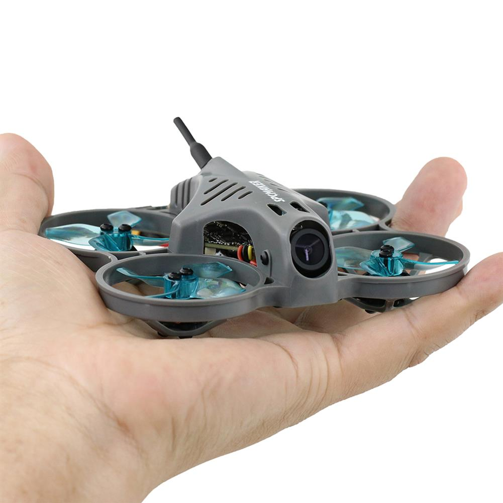 fpv-racing-drone SPCMaker Bat78-X 78mm F4 AIO 20A ESC 2S Whoop FPV Racing Drone BNF w/ 25-400mW VTX Runcam Nano 2 Camera FPV Goggles Radio Transmitter HOB1810611 1