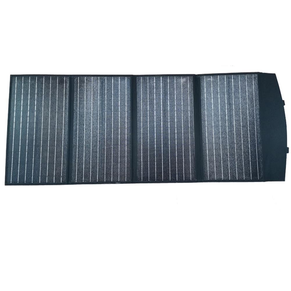 rc-quadcopter-parts 120W 18V Monocrystalline Foldable Protable Waterpoof Solar Panel Kit with 2USB&DC Ports for Outdoor Emergency Charging HOB1810669 1