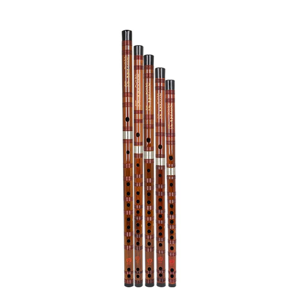 flute Bamboo Flute Multiple Tunings Professional Woodwind Musical instruments C D E F G Key HOB1810704
