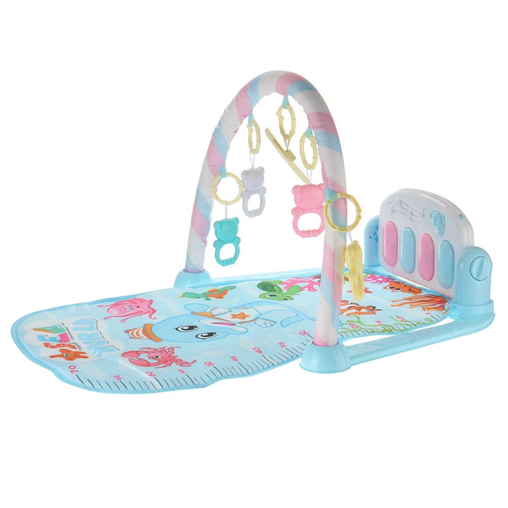 play-mats Musical Baby Activity Playmat Gym Multi-function Early Education Game Blanket for Baby Development Playmats HOB1811790