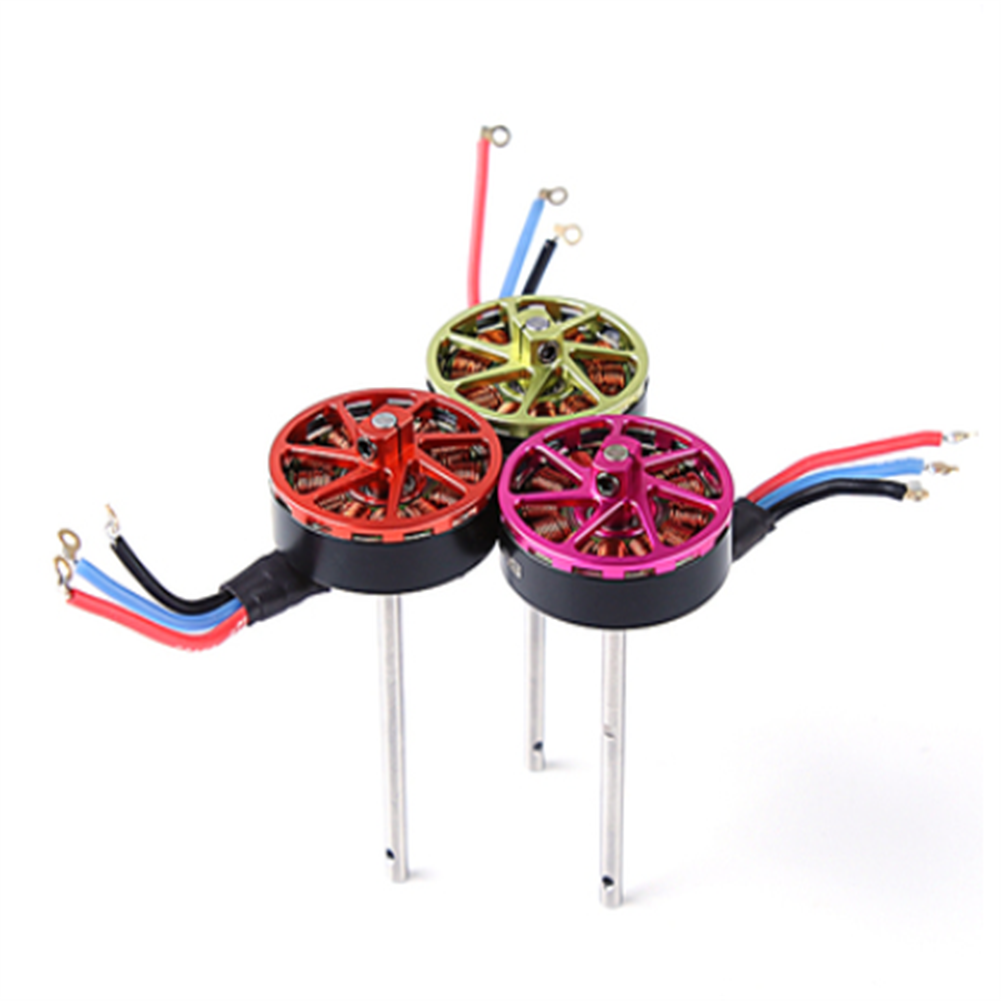 rc-helicopter-parts OMPHOBBY M1 1500KV Dual Brushless Direct-Drive Main Motor RC Helicopter Spare Parts HOB1812822