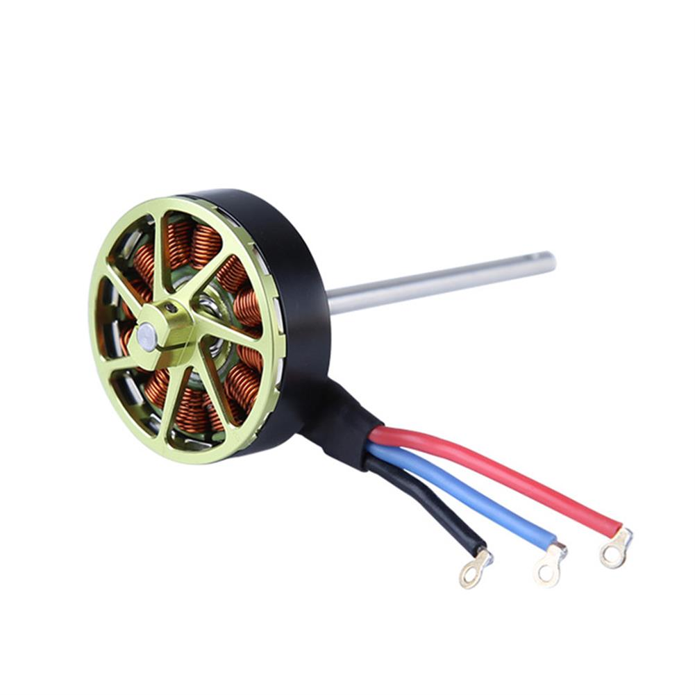 rc-helicopter-parts OMPHOBBY M1 1500KV Dual Brushless Direct-Drive Main Motor RC Helicopter Spare Parts HOB1812822 2