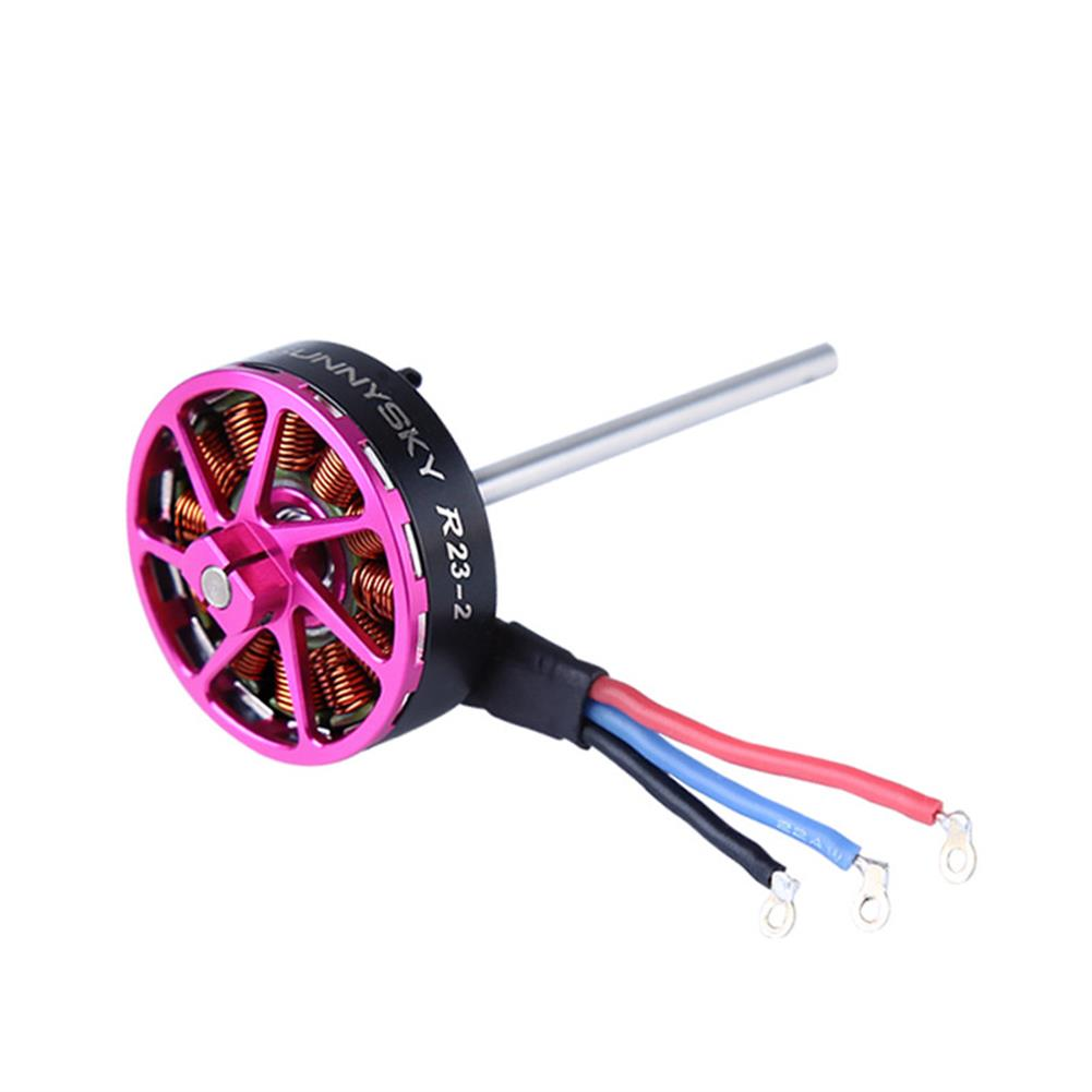 rc-helicopter-parts OMPHOBBY M1 1500KV Dual Brushless Direct-Drive Main Motor RC Helicopter Spare Parts HOB1812822 3