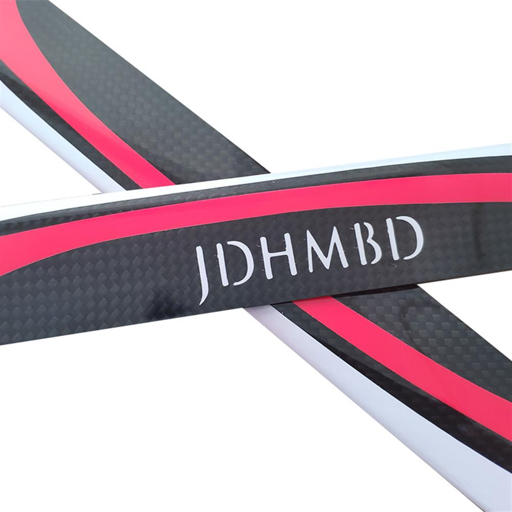 rc-helicopter-parts JDHMBD 360MM Carbon Fiber Main Blades for ALIGN GARTT JXCK X360 RC Helicopter HOB1812885 2