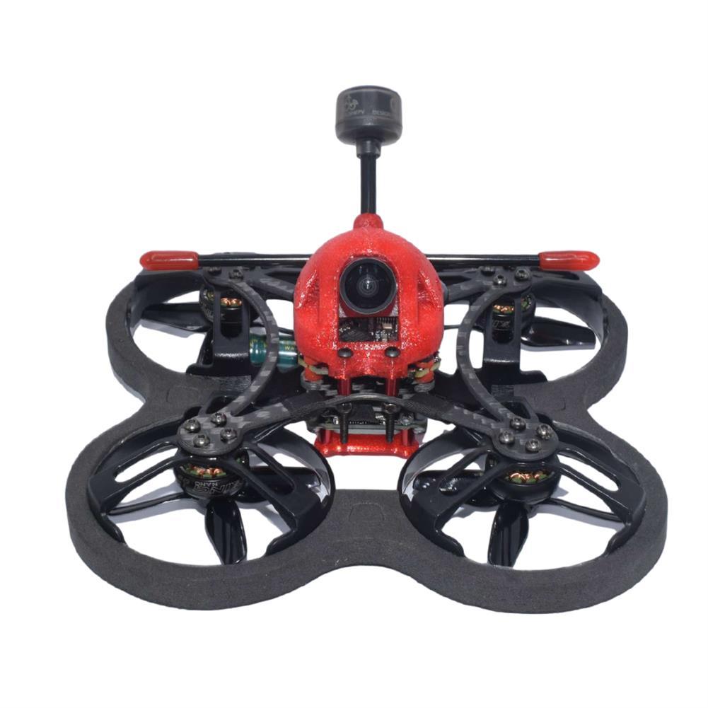 fpv-racing-drone AuroraRC EGG2 HD 100mm 2 inch 4S F4 AIO 25A ESC Cinewhoop FPV Racing Drone PNP BNF w/ 1303 5000KV Motor Caddx VISTA Nebula Nano Digital HD System HOB1813055