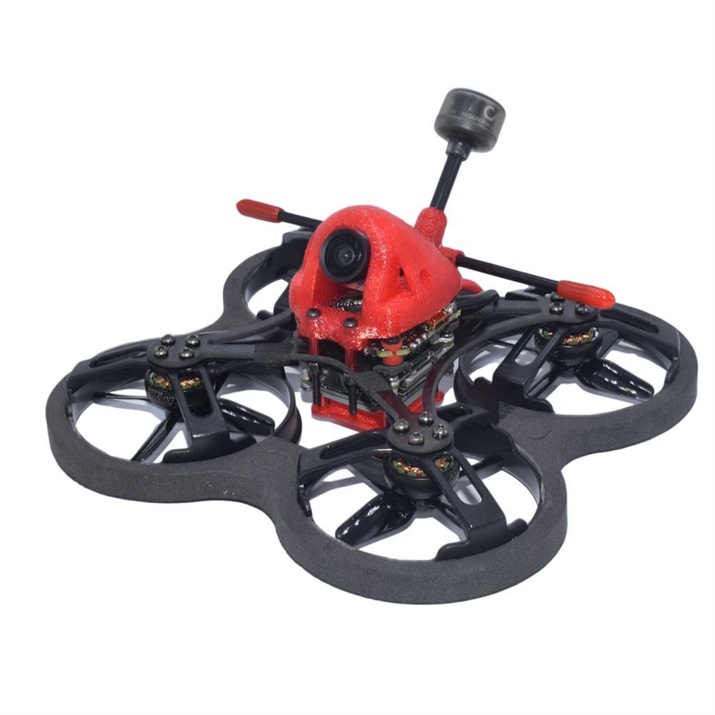 fpv-racing-drone AuroraRC EGG2 HD 100mm 2 inch 4S F4 AIO 25A ESC Cinewhoop FPV Racing Drone PNP BNF w/ 1303 5000KV Motor Caddx VISTA Nebula Nano Digital HD System HOB1813055 1