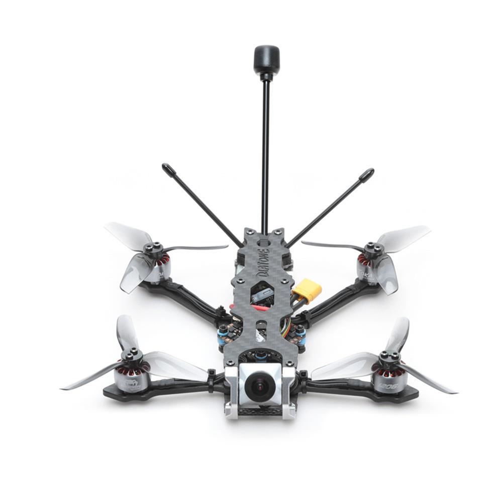 fpv-racing-drone Diatone Roma L3 3 inch 4S FPV Racing Drone BNF NEBULA PRO Vista HD MAMBA F411 AIO FC 25A ESC 1206 3600KV Motor HOB1813285
