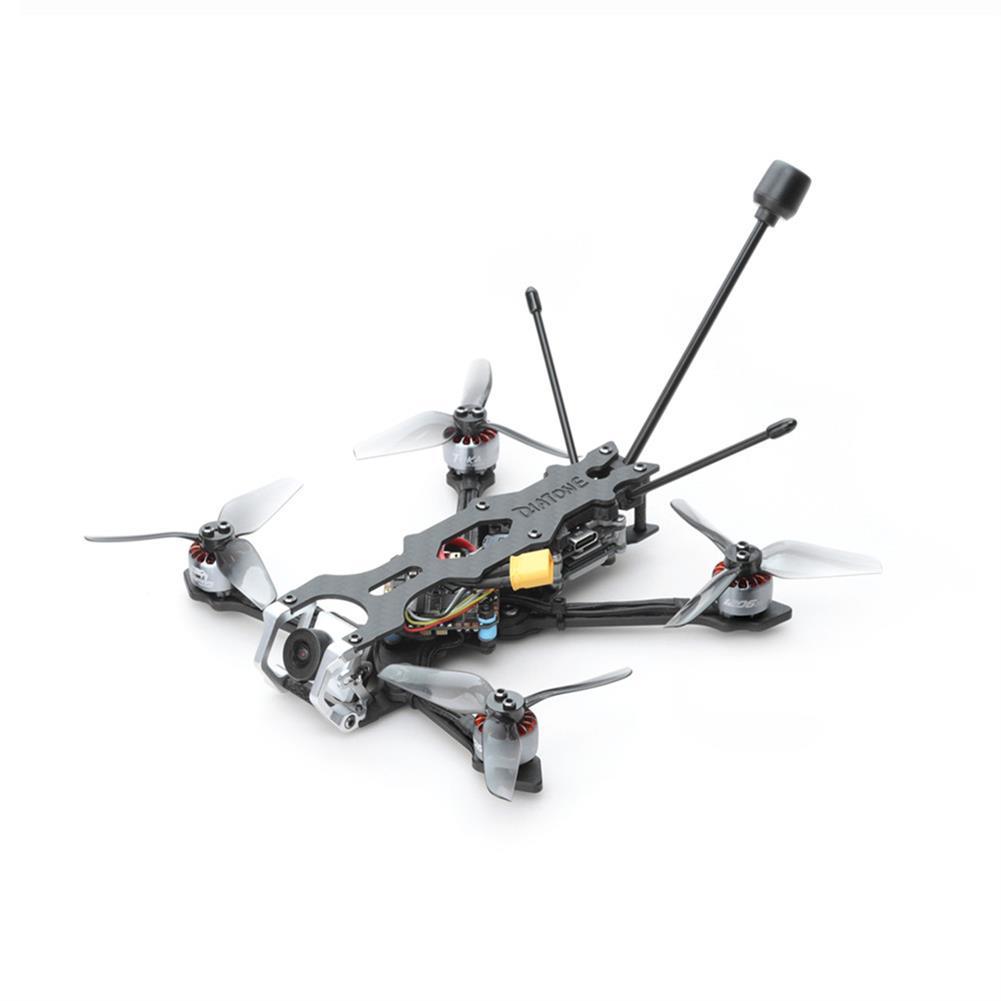 fpv-racing-drone Diatone Roma L3 3 inch 4S FPV Racing Drone BNF NEBULA PRO Vista HD MAMBA F411 AIO FC 25A ESC 1206 3600KV Motor HOB1813285 1