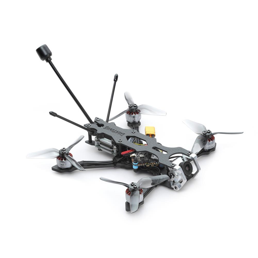 fpv-racing-drone Diatone Roma L3 3 inch 4S FPV Racing Drone BNF NEBULA PRO Vista HD MAMBA F411 AIO FC 25A ESC 1206 3600KV Motor HOB1813285 2