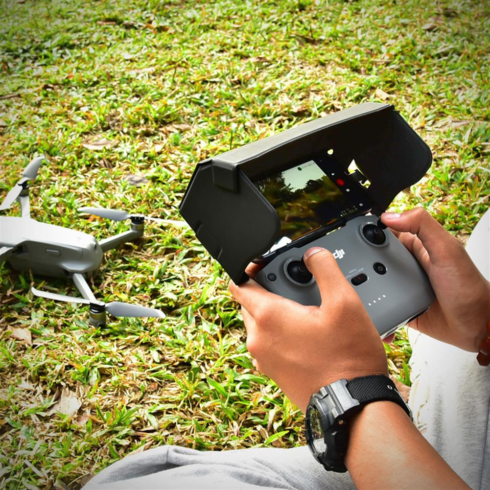 rc-quadcopter-parts STARTRC Remote Control Phone Monitor Sunhood Cover Sun Hood Shade for DJI Mini 2 Mavic Air 2 2S RC Drone HOB1813341