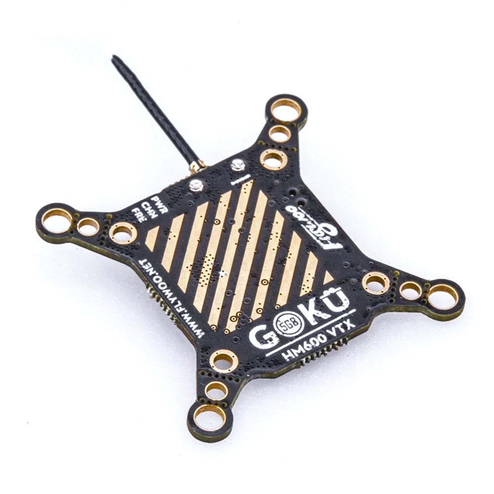 fpv-system Flywoo GOKU HM600 VTX 5.8GHz 37CH 25/50/100/200/600mW Switchable NTSC/PAL FPV Transmitter Support Pitmode Betaflight OSD IRC HOB1813492 1