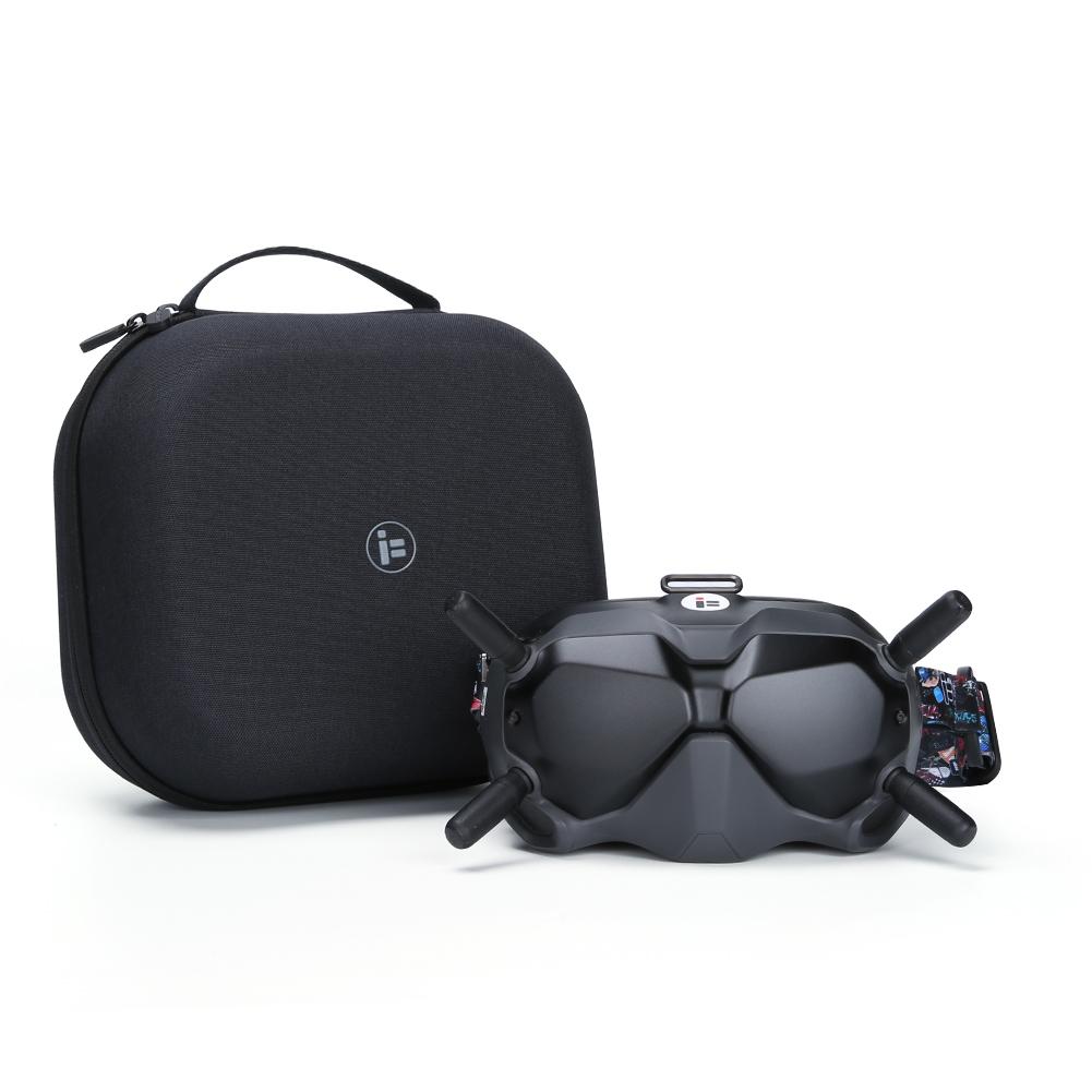 fpv-system iFlight Protable Storage Bag 235x222x132mm for DJI FPV Goggles X9D Plus TX16S MZ24 Transmitter Remote Control HOB1813505