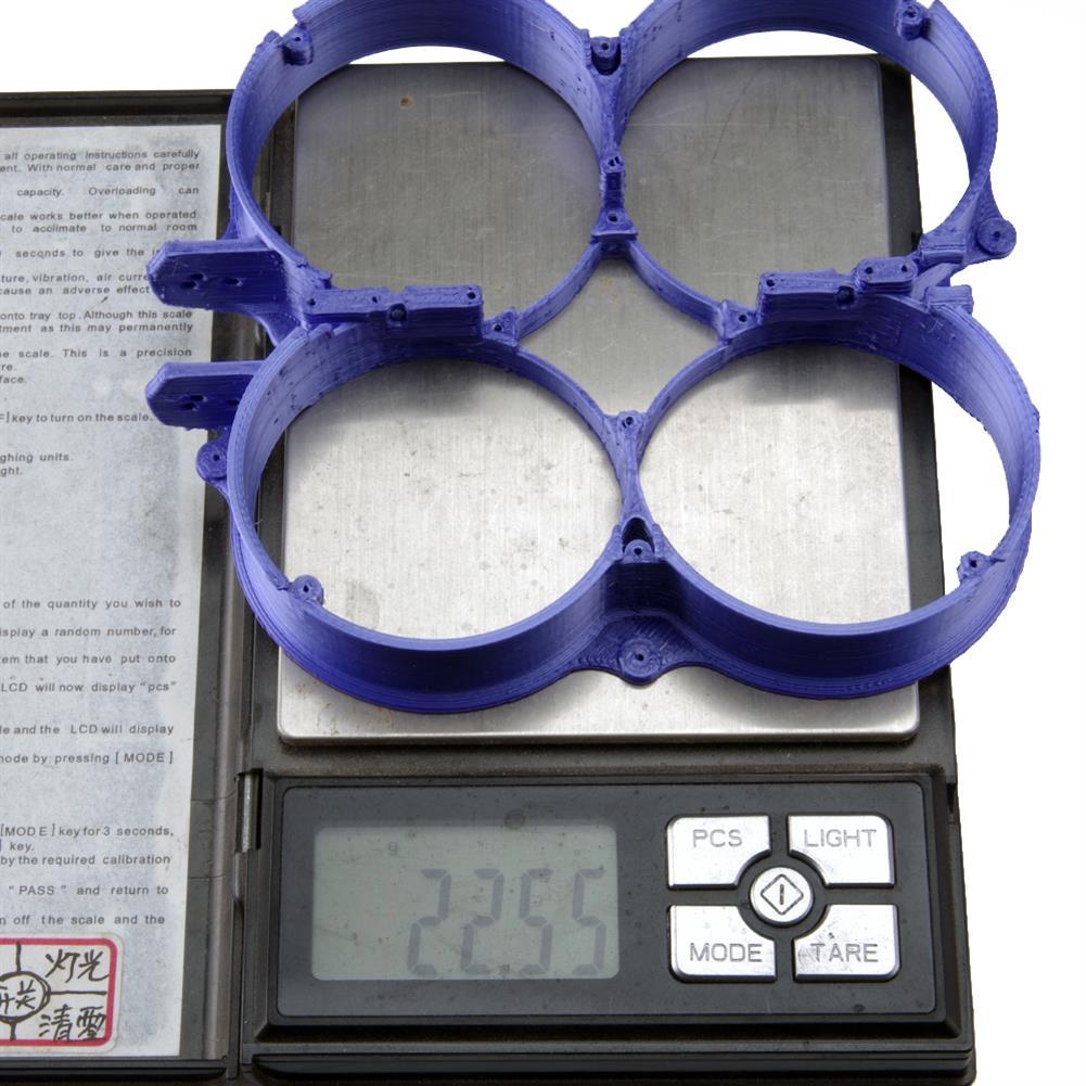 multi-rotor-parts GEELANG LIGO 78X Frame Kit DIY 3D Printing Frame Parts for FPV Racing RC Drone HOB1813985 3