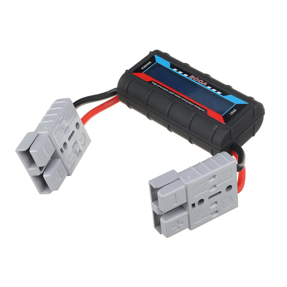 battery-charger 200A High Precision Backlight LCD Watt Meter Power Analyzer for Rc Drone HOB1815449 1