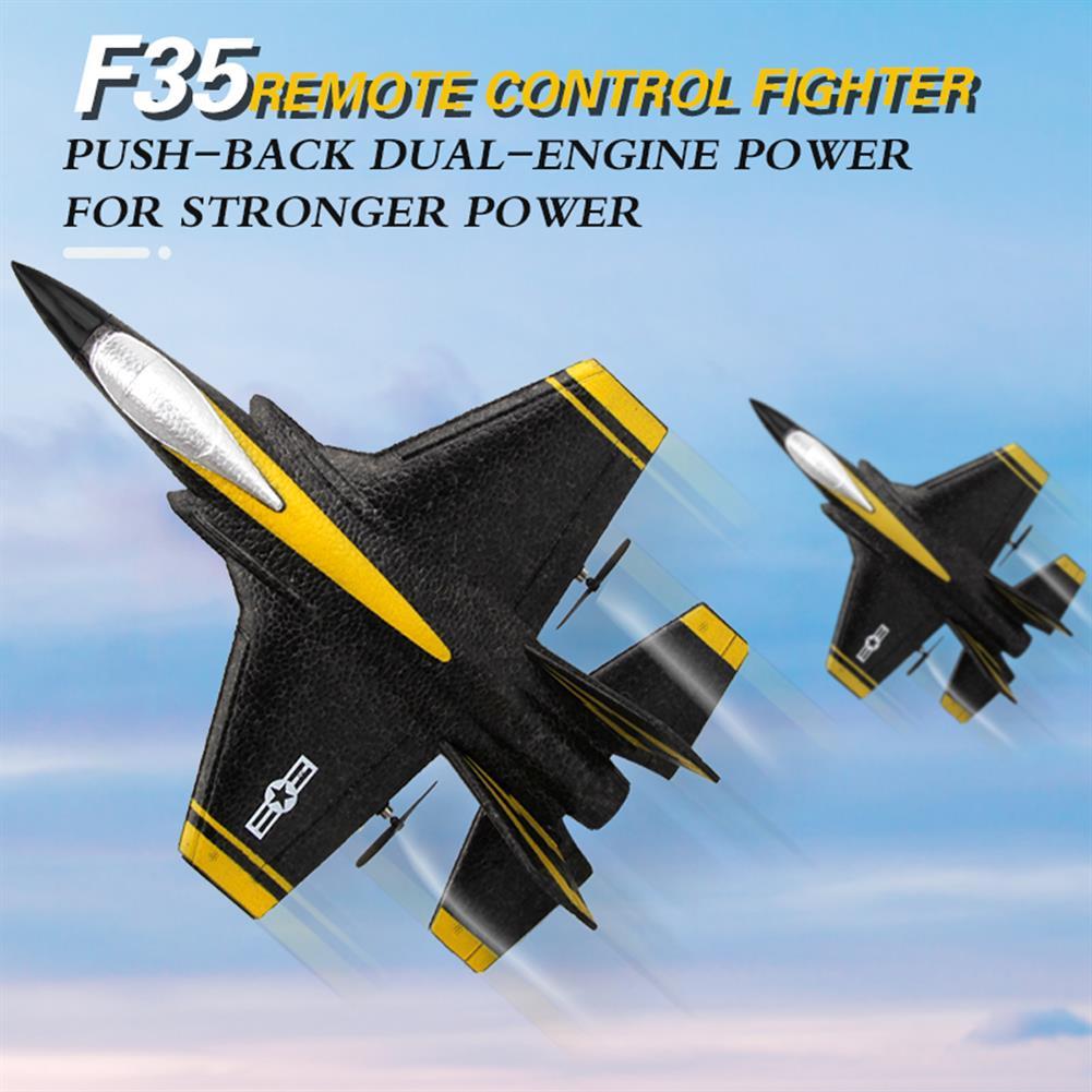 rc-airplane Flybear FX635 248mm Wingspan 2.4G 2CH EPP RC Airplane Warbird RTF Bulit-in 3-Axis Gyro HOB1816583 3