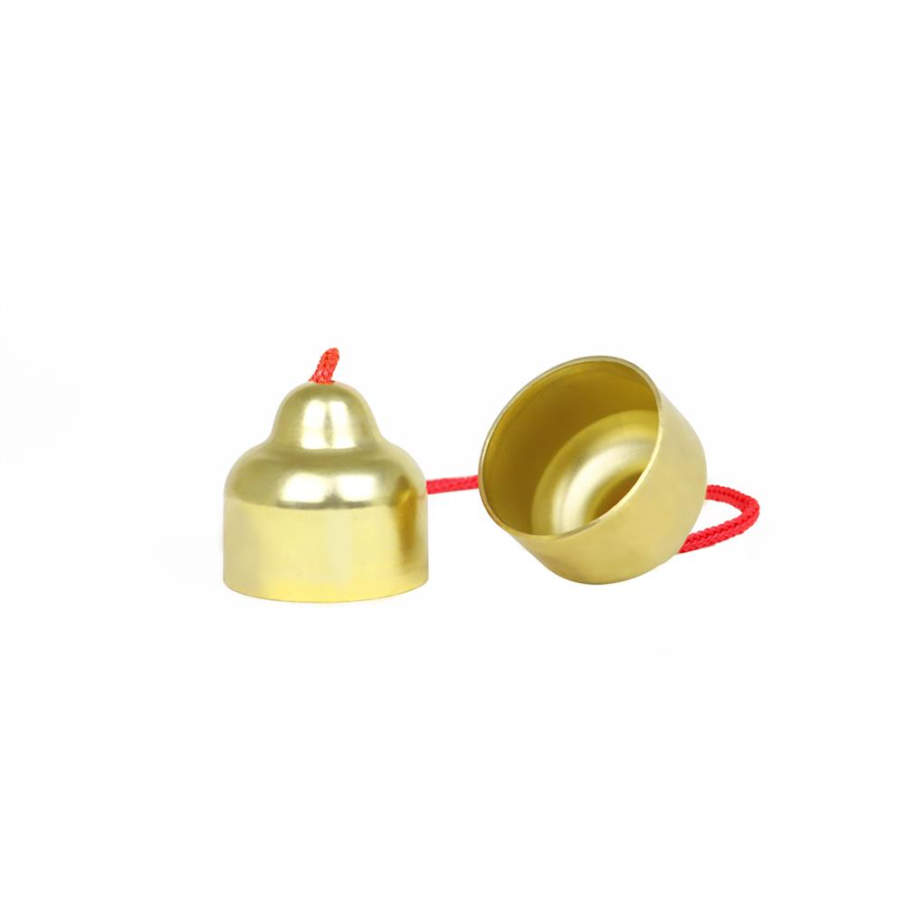 orff-instruments Flanger Copper Bell Medium Percussion Knocking Bells Musical instrument Rhythm Toy HOB1817346
