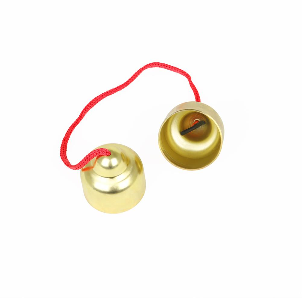 orff-instruments Flanger Copper Bell Medium Percussion Knocking Bells Musical instrument Rhythm Toy HOB1817346 2