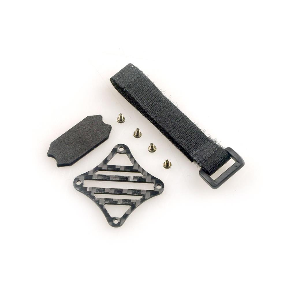 multi-rotor-parts Happymodel Cine8 Sparte Part Battery Fixing Mount Bottom Plate with Battery Strap for RC Drone FPV Racing HOB1817663