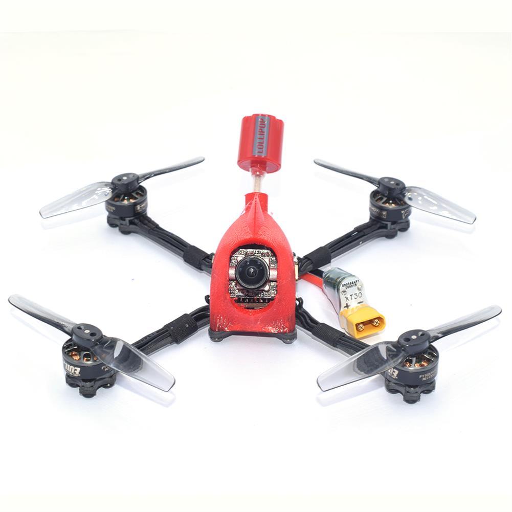 fpv-racing-drone AuroraRC FUNNY125 2.5 inch 3S Toothpick FPV Racing Drone PNP/BNF AIO F4 FC 13A ESC 1103 8000KV Motor 1200tvl IRC Tramp 200mW VTX HOB1817975 2
