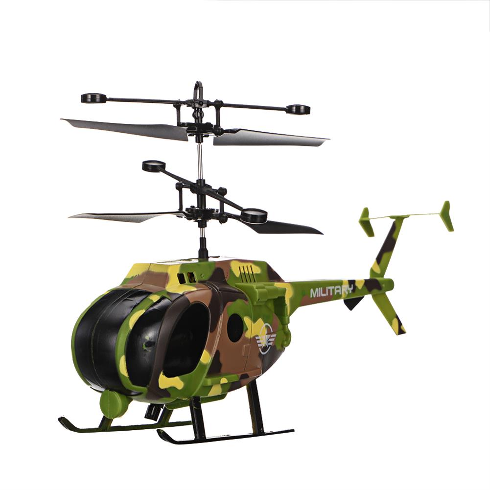 rc-helicopter 2CH USB Charging Remote Control RC Helicopter RTF for Children Outdoor Toys HOB1819092
