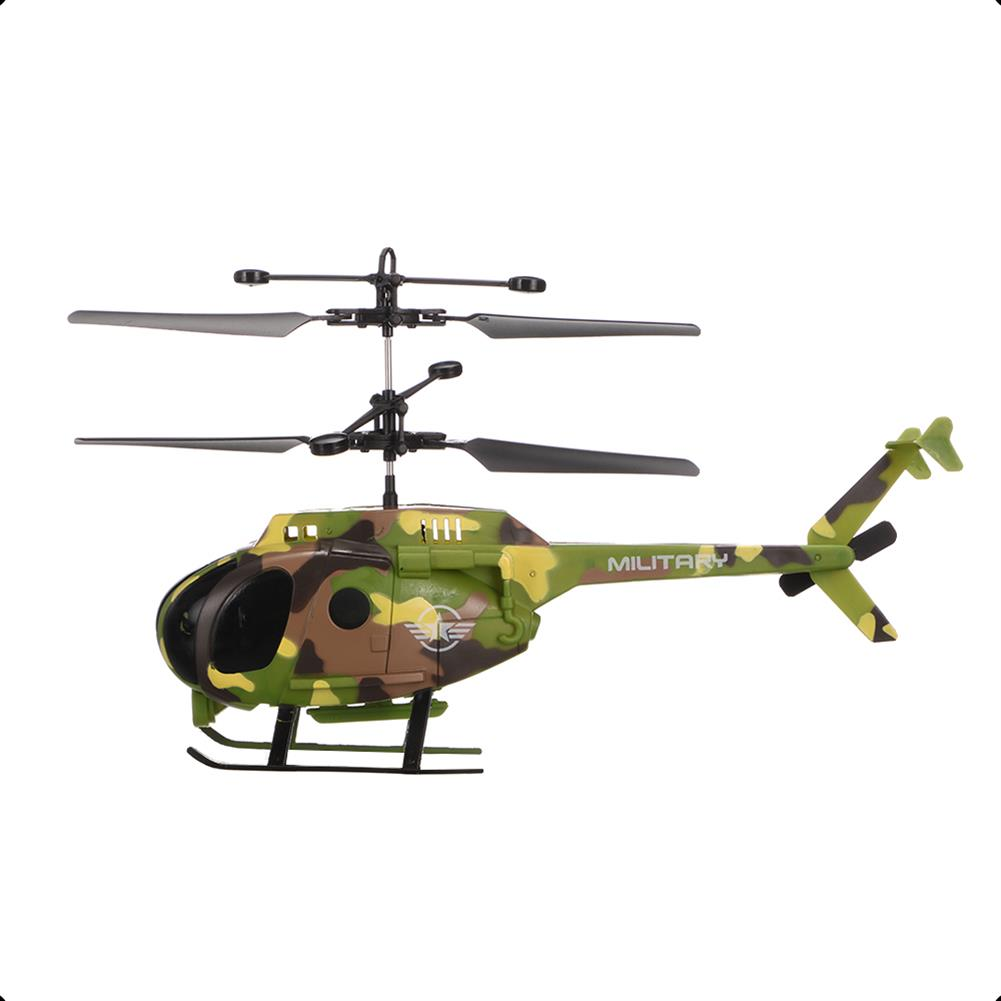 rc-helicopter 2CH USB Charging Remote Control RC Helicopter RTF for Children Outdoor Toys HOB1819092 1